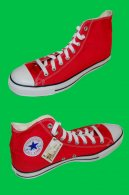 Converse Red boty