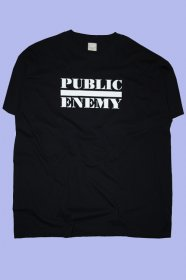 Public Enemy tričko