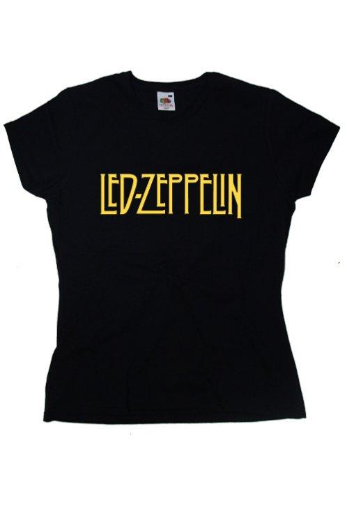 b5adcb4f03ea Led Zeppelin tričko dámské Led Zeppelin tričko dámské - Kingshop.cz