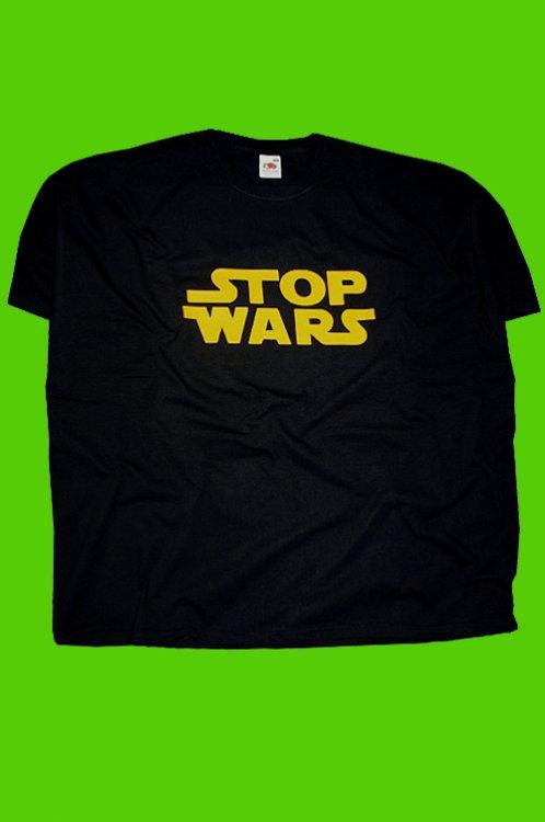 tričko Stop Wars zvětšit obrázek dd9612f7d9