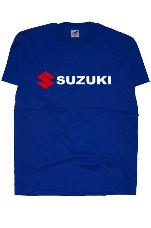 2f44b5eaee9c Suzuki tričko pánské Suzuki - Kingshop.cz