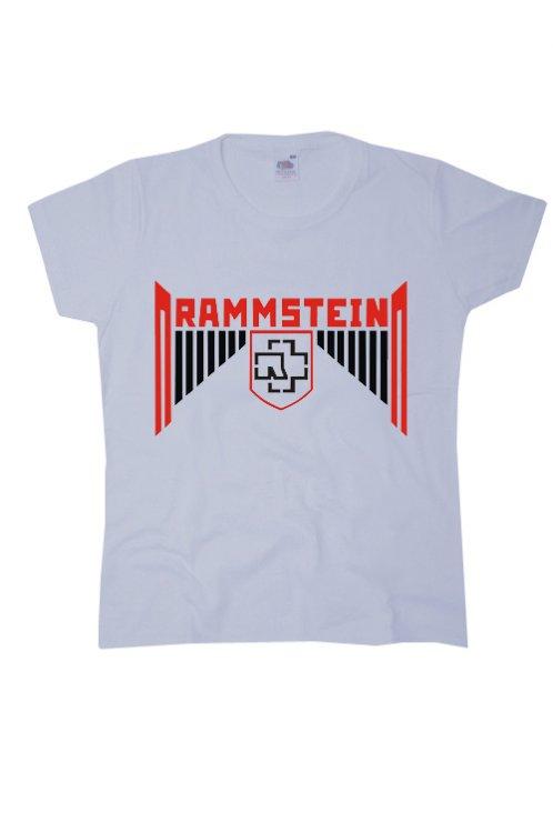 Rammstein dámské tričko Rammstein - Kingshop.cz fd74046565