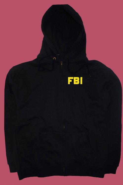 FBI mikina FBI - Kingshop.cz 154c6a5efd0