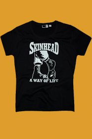 tričko Skinhead A Way Of Life