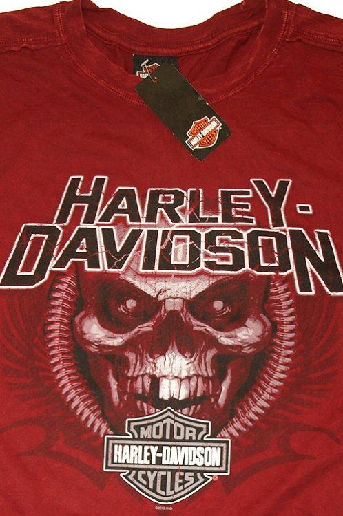 cb39a0f52e41 Harley Davidson tričko pánské Harley Davidson - Kingshop.cz